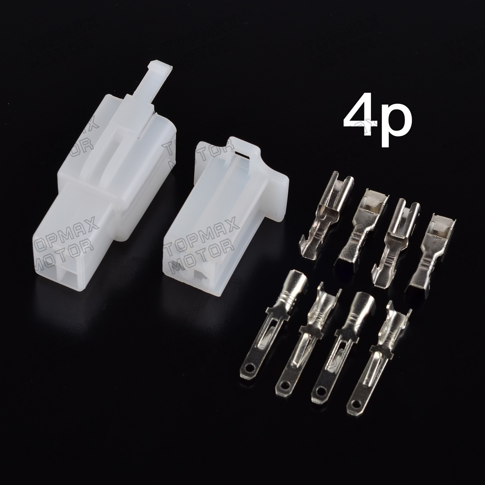 40 X Electrical Wire Terminal Connector Insulated For Kawasaki ...